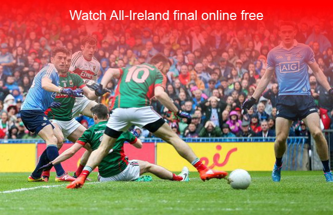GAA All-Ireland final
