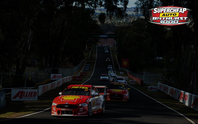 Watch Bathurst 1000 live on social media